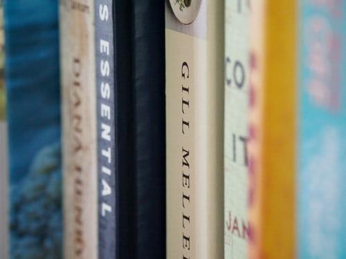 dekorační fotka z knihovny